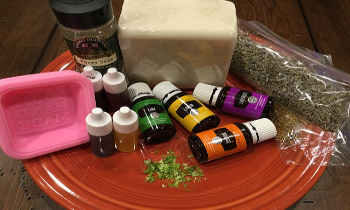 Personal Care Gifts Using Essential Oils